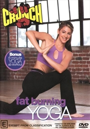 Crunch Fat Burning Yoga | DVD