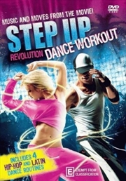 Step Up: Dance Workout: E 2013 | DVD