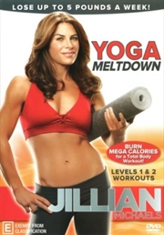 Yoga Meltdown | DVD
