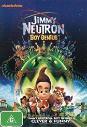 Jimmy Neutron Boy Genius: G