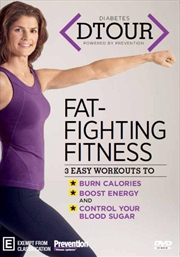 Diabetes Dtour: Fat Fighting Fitness