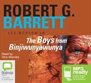 Boys From Binjiwunyawunya | Audio Book