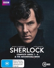 Sherlock - The Abominable Bride / Series 1-4
