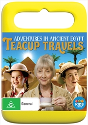 Teacup Travels - Ancient Egypt