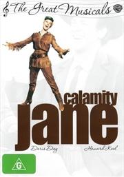 Calamity Jane | DVD