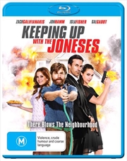 Keeping Up With The Joneses | Blu-ray