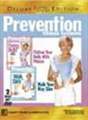 Prevention Fitness: Deluxe Twin DVD | DVD