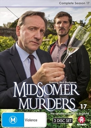 Midsomer Murders - Season 17 | Single Case Version | DVD