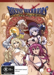 Bikini Warriors | Series Collection | DVD
