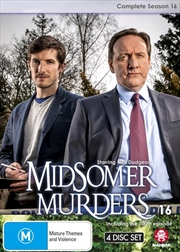 Midsomer Murders - Season 16 | DVD