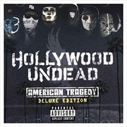American Tragedy   CD