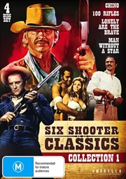 Six Shooter Classic Westerns - Vol 1 | Collection