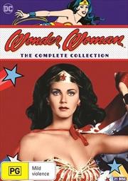 Wonder Woman - Season 1-3 | Boxset