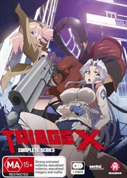 Triage X | Series Collection
