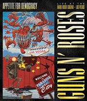 Appetite For Democracy- Live At The Hard Rock Casino, Las Vegas 2014