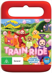 Teletubbies - Train Ride
