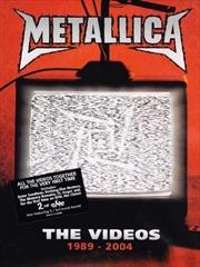 The Videos 1989-2004 | DVD