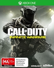 Call of Duty Infinite Warfare with Preorder Bonus | XBox One