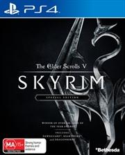 Elder Scrolls V Skyrim Special Edition | PlayStation 4