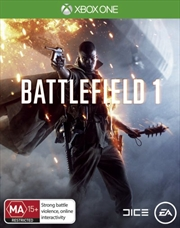 Battlefield 1 With Preorder Bonus | XBox One