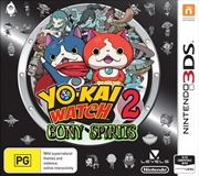 Yo Kai Watch 2 Boney Spirits
