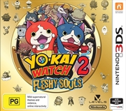Yo Kai Watch 2 Fleshy Souls
