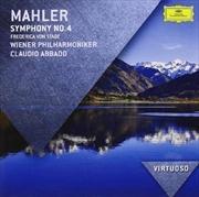 Mahler- Symphony No 4 (Virtuoso Series)   CD