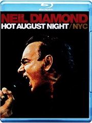Hot August Night NYC 2014