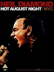 Hot August Night NYC 2014 | DVD