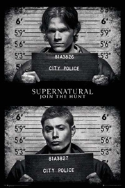 Supernatural: Mug Shots