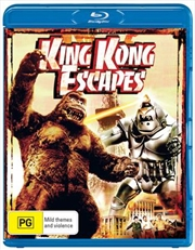 King Kong Escapes | Blu-ray