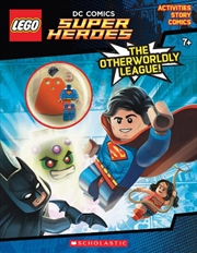LEGO DC Super Heroes Activity Book :#1: The Otherworldly League! | Paperback Book