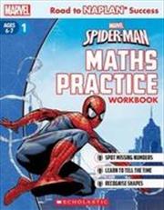 Spider-Man Level 1 Maths Practice