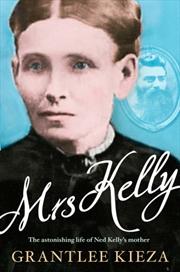 Mrs Kelly | Hardback Book