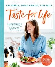 Taste For Life   Paperback Book