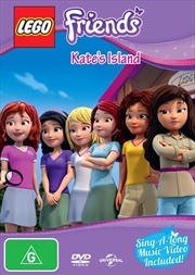 Lego Friends - Kate's Island - Vol 8