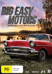 Big Easy Motors - Season 1 | DVD