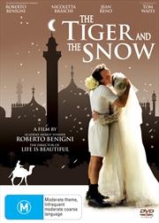 Tiger And Snow: Tigre E La Nev | DVD