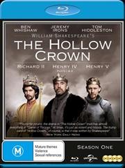 Hollow Crown - Season 1, The | Blu-ray