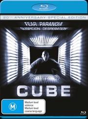 Cube - 20th Anniversary Edition