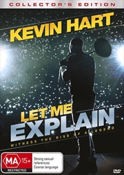 Kevin Hart - Let Me Explain - Collector's Edition