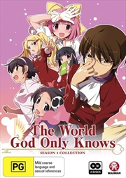 World God Only Knows - Ultimate Collection