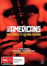 Americans - Season 2, The | DVD