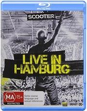 Live In Hamburg [blu-Ray]   Blu-ray