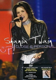 Shania Twain- Up Close And Personal [2005]