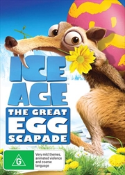 Ice Age - The Great Eggscapade | DVD