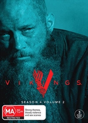 Vikings - Season 4 - Part 2 | DVD