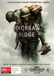 Hacksaw Ridge | DVD