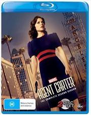 Agent Carter - Season 2 | Blu-ray