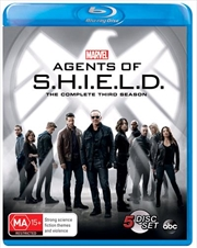 Agents Of SHIELD - Season 3 | Blu-ray